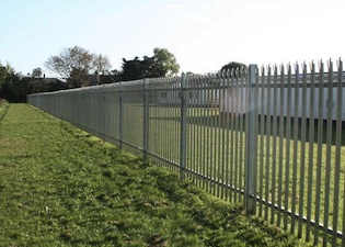 Security/Boundry Fencing